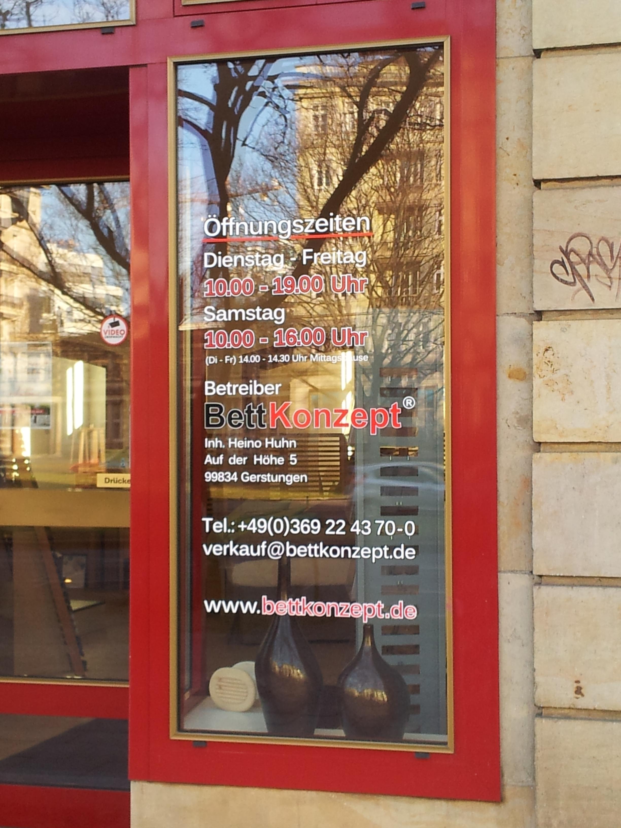77c8271079abf4 ➤ Bettkonzept Store Berlin 10247 Berlin-Friedrichshain ...