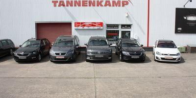 Autohandel Tannenkamp in Schwerin in Mecklenburg