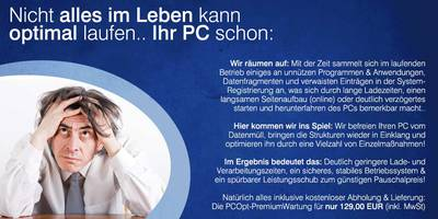 PCOpt.de - Die PC-Optimierer in Hanau