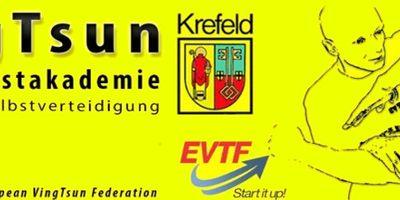VingTsun Kampfkunszakademie in Krefeld