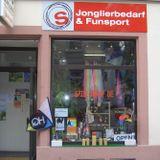 spielograf.de Jonglierladen in Merzhausen im Breisgau