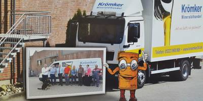 Krömker Mineralölhandels GmbH in Bünde