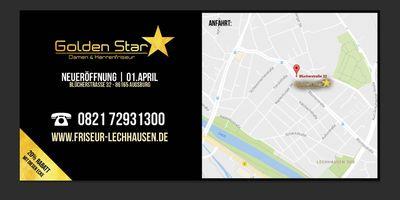 GoldenStar Damen und Herrenfrieseur in Augsburg