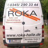 ROKA Rohr- und Kanalreinigung in Halle an der Saale
