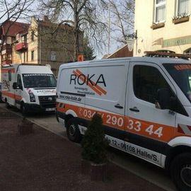 Bild zu ROKA Rohr- und Kanalreinigung in Halle an der Saale