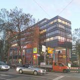 Scheck- In Einkaufscenter in Karlsruhe