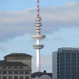 """Bild zu Fernsehturm """"Heinrich-Hertz-Turm"""" in Hamburg"""