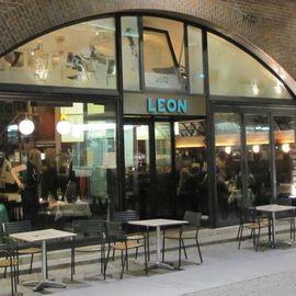Café Leon in Berlin
