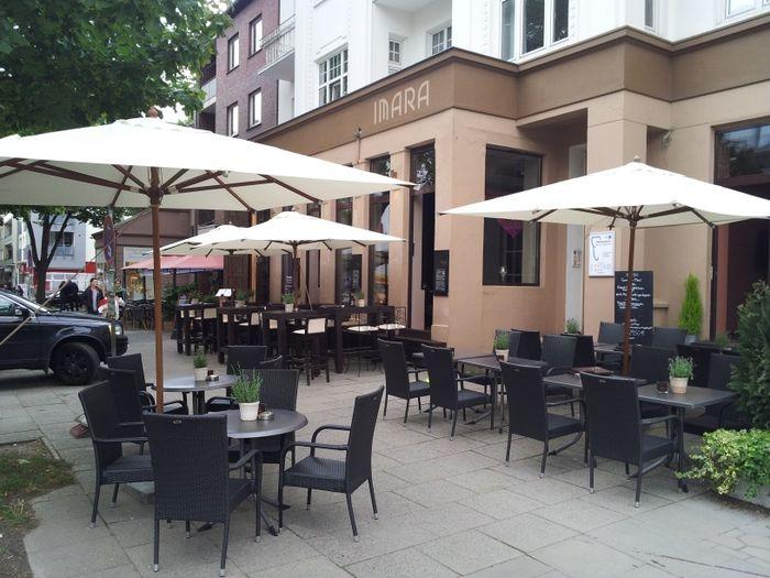 bilder und fotos zu imara restaurant bar lounge in hamburg. Black Bedroom Furniture Sets. Home Design Ideas