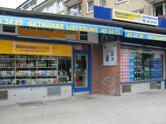 Getränke Partner Flaschenspezi in Hamburg ⇒ in Das Örtliche
