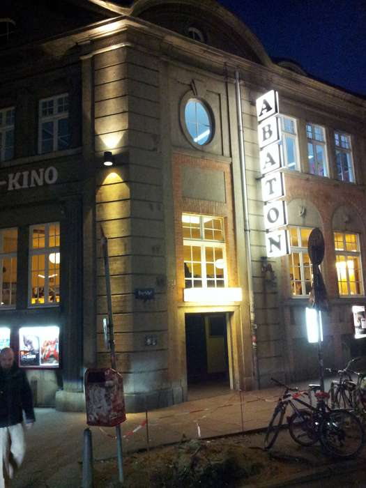 Abaton Kino Betriebs Gmbh Kino Büro 18 Bewertungen Hamburg