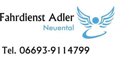 Fahrdienst Adler in Zimmersrode Gemeinde Neuental