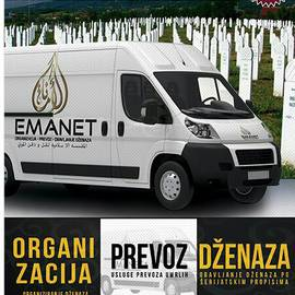 Bild zu Islamisches Bestattungsinstitut Emanet in Offenbach am Main