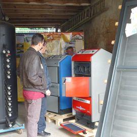 Energietechnik Unger in Jahnsdorf im Erzgebirge
