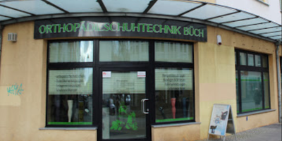 Büch Ulrike Orthopädieschuhtechnik in Bernau bei Berlin