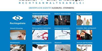 Rechtsanwälte Reissner, Ernst & Kollegen in Augsburg