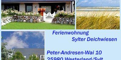 Ferienwohnung auf Sylt Sylter Deichwiesen in Gemeinde Sylt