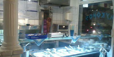 Mykonos Grill Imbiss in Recklinghausen