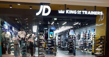 JD sports fashion Germany in Leverkusen