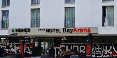 Lindner Hotel BayArena in Leverkusen