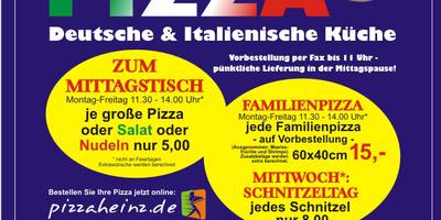 Porto Pizza in Montabaur