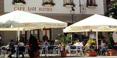 Cafe-Bistro 1601 in Hilpoltstein