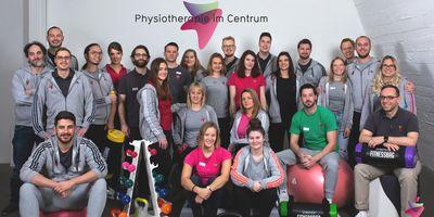 Physiotherapie im Centrum in Hamburg