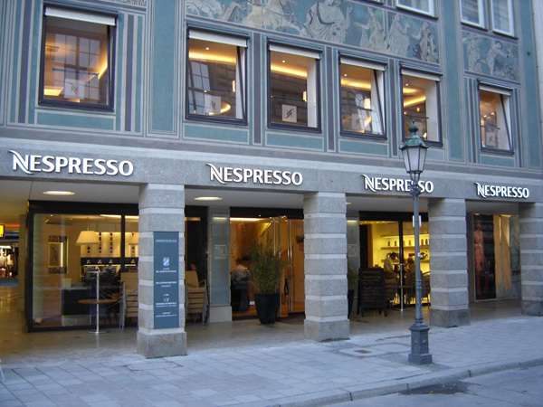 nespresso store m nchen 7 bewertungen m nchen altstadt theatinerstrasse golocal. Black Bedroom Furniture Sets. Home Design Ideas