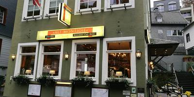 Alt Montjoie Restaurant in Monschau