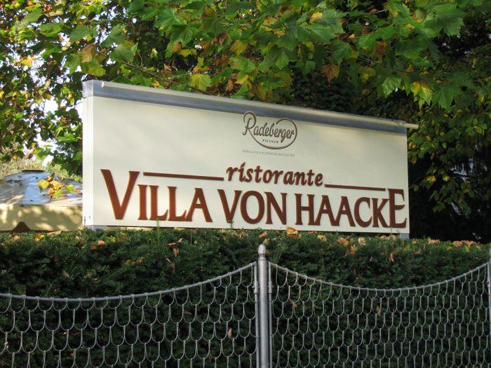 Villa Haacke Potsdam ristorante villa von haacke - 136 bewertungen - potsdam