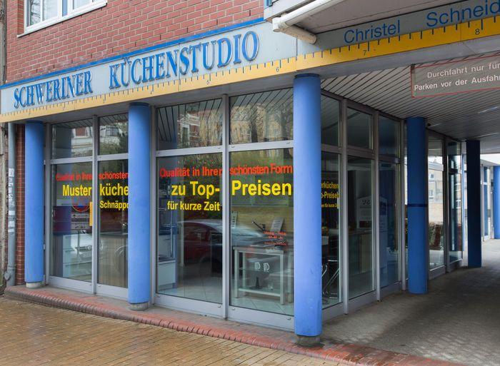 Küchenstudio Schwerin schweriner küchenstudio christel in schwerin in das örtliche