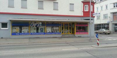 Copyright - Der Copyshop in Schwenningen Leipold/Ziegler in Villingen-Schwenningen