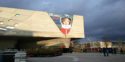 phaeno - Die Experimentierlandschaft in Wolfsburg