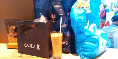 Tchibo Filiale mit Kaffee Bar in Braunschweig