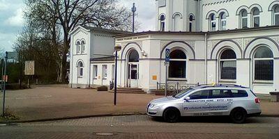 Bahnhof Stadthagen in Stadthagen