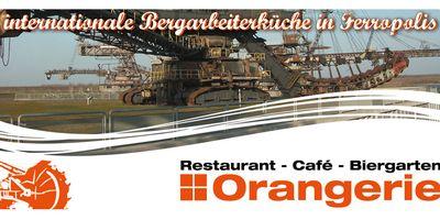 Kulturcafe Orangerie Ferropolis in Gräfenhainichen