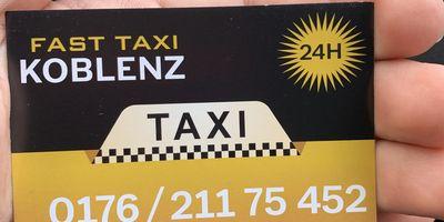 Fast Taxi Koblenz in Koblenz am Rhein