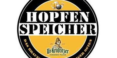 Brauereilokal Hopfenspeicher in Leipzig
