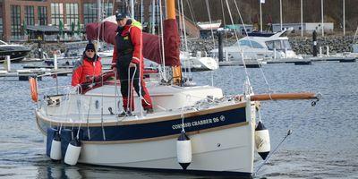 M²-Sails - Segeln mit Herz Monica F. Jüptner in Schleswig