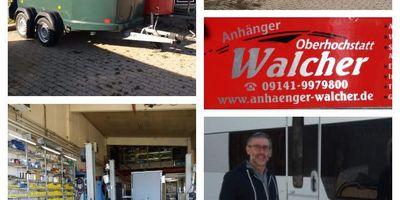Anhängerfachhandel Walcher in Oberhochstatt Stadt Weißenburg
