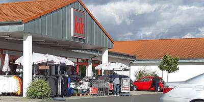 KiK Textilien & Non-Food GmbH in Stockstadt am Main