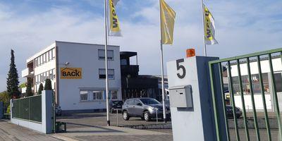 Back Weru-Fachbetrieb Fenster Türen Treppen in Stockstadt am Main