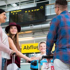 Bild zu Reisebüro Last Minute am Flughafen Rostock in Laage