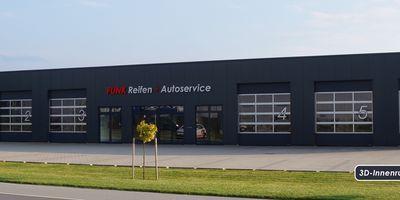 FUNK GmbH Reifen + Autoservice in Schloß Holte-Stukenbrock