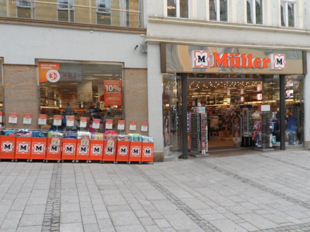 Müller Drogerie Hof