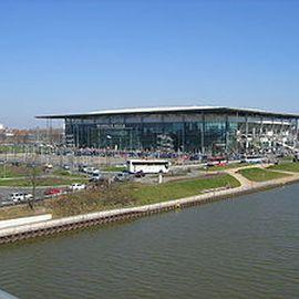 Volkswagen Arena in Wolfsburg