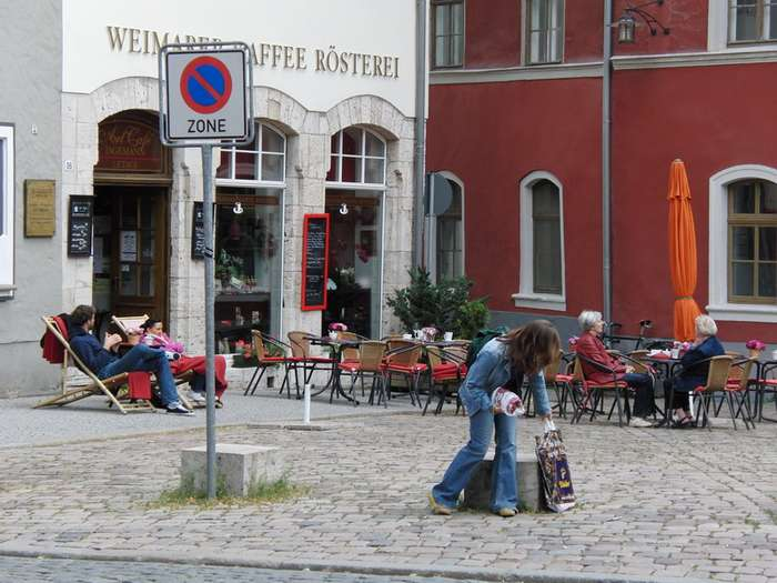 weimarer kaffeer sterei inh sabine zotzmann 6 bewertungen weimar in th ringen altstadt. Black Bedroom Furniture Sets. Home Design Ideas
