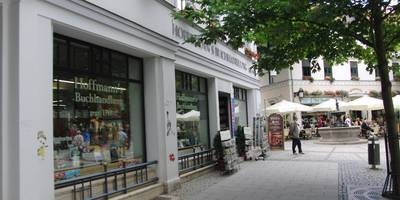 Hoffmann's Buchhandlung Buchhandlung in Weimar in Thüringen