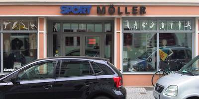 Möller Karl-Ernst Intersport in Weimar in Thüringen