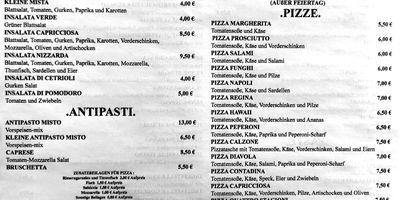 Ristorante Pizzeria da Massimo Italienisches Restaurant in Pfaffenhofen an der Ilm